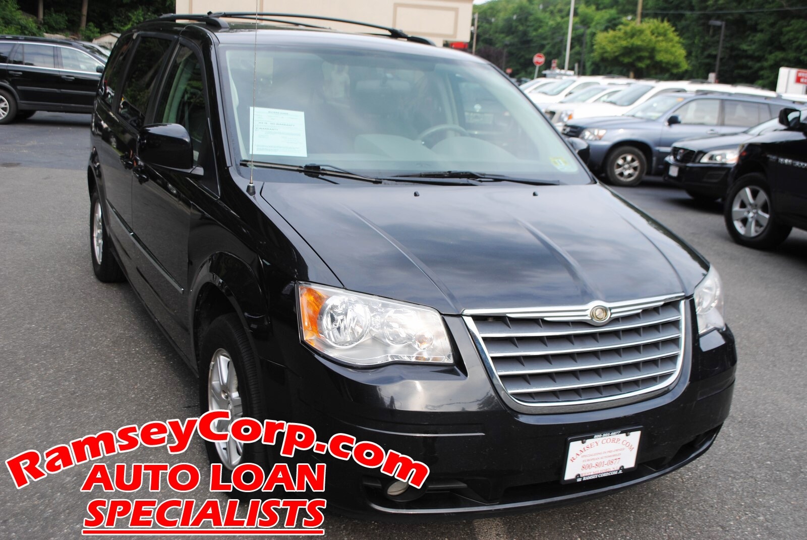 used 2009 chrysler town country for sale west milford nj. Black Bedroom Furniture Sets. Home Design Ideas