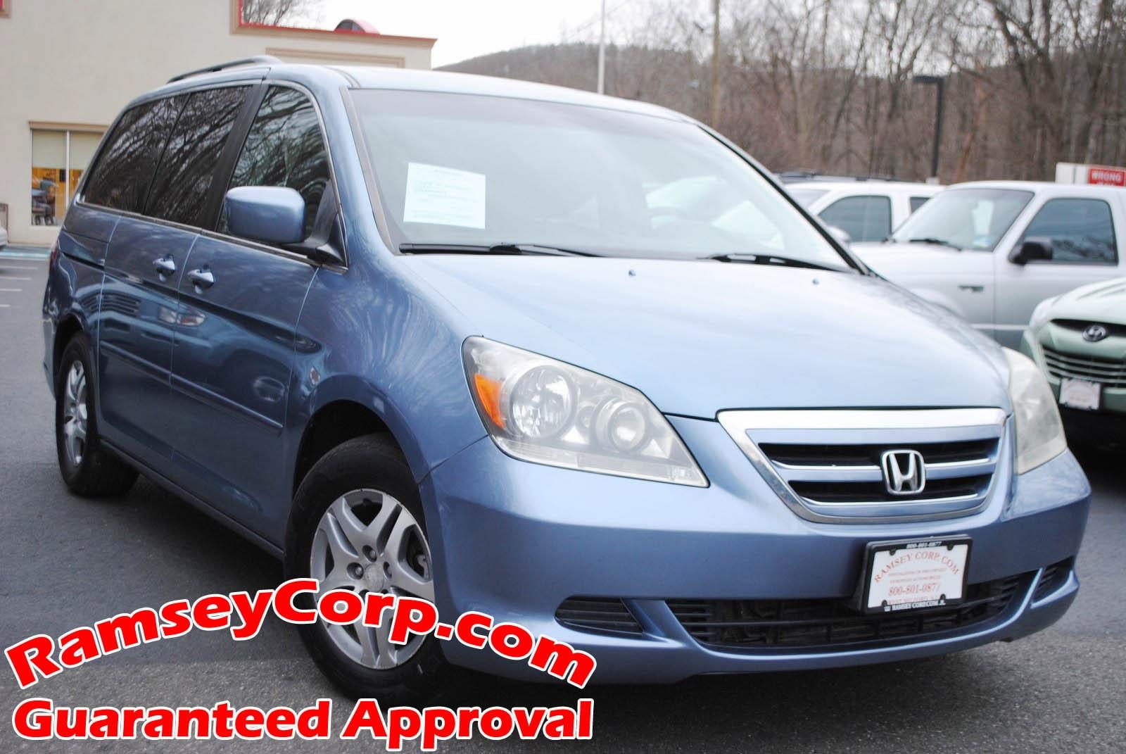 ... 2005 Honda Odyssey EX L 3.5 Van ...