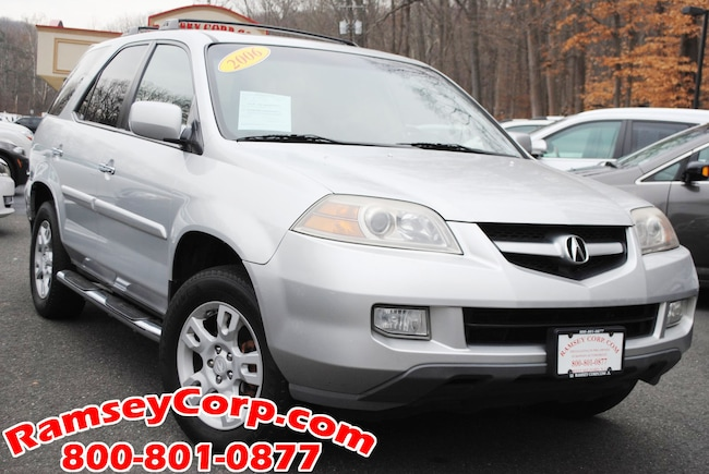 Used Acura MDX For Sale West Milford NJ - Acura mdx used 2006