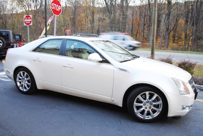 Used 2008 CADILLAC CTS For Sale at Ramsey Corp  | VIN