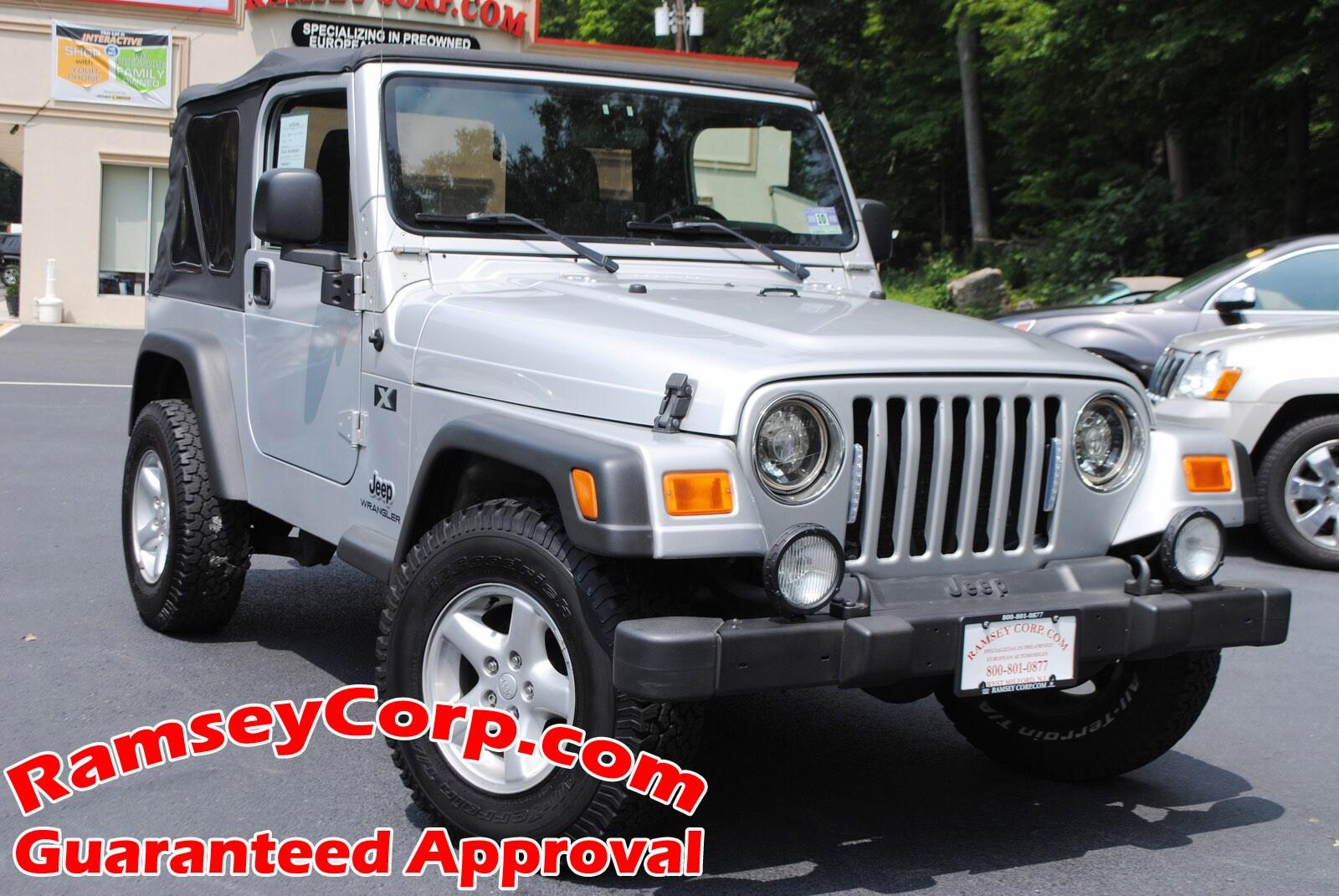 used 2005 jeep wrangler for sale west milford nj. Black Bedroom Furniture Sets. Home Design Ideas