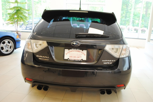 a46c6b35be6 Used 2012 Subaru Impreza WRX For Sale at Ramsey Corp.