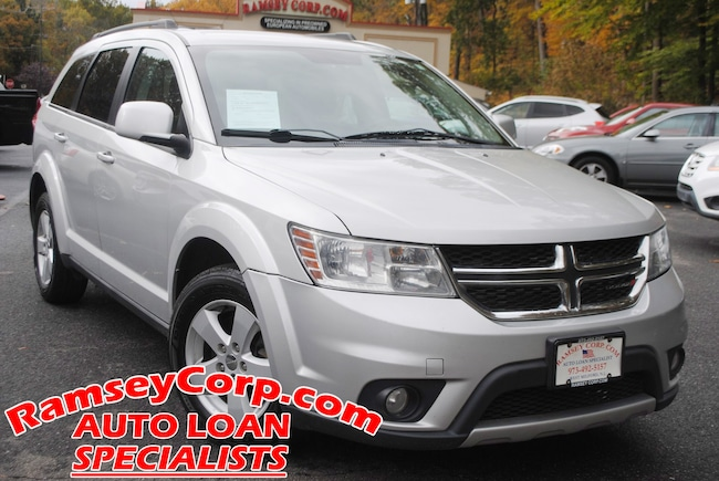 2012 Dodge Journey SXT AWD 3.6 SUV