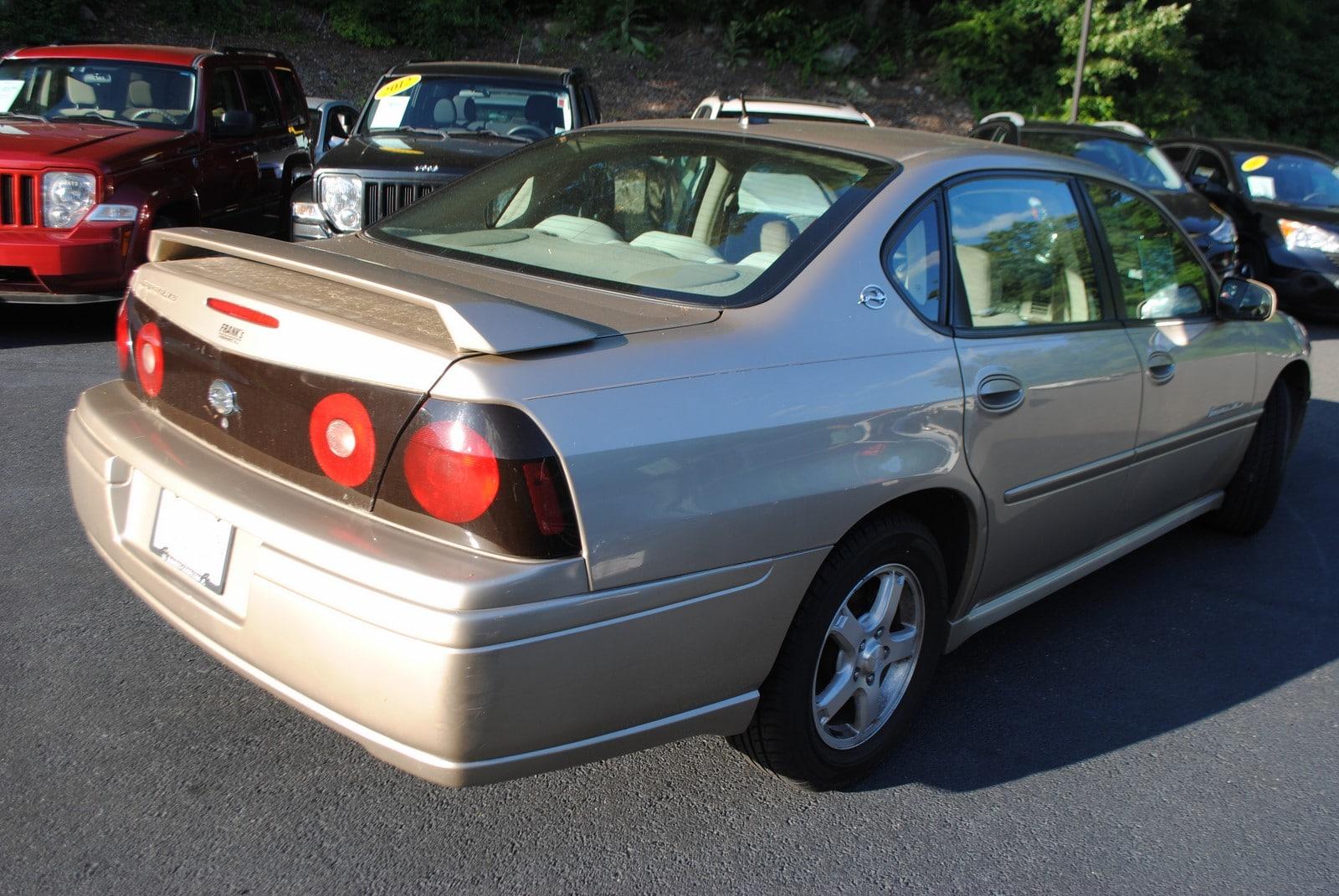 ... 2005 Chevrolet Impala LS 3.8 Sedan ...