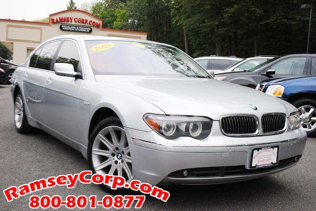 Used BMW Li For Sale West Milford NJ - 2004 bmw price