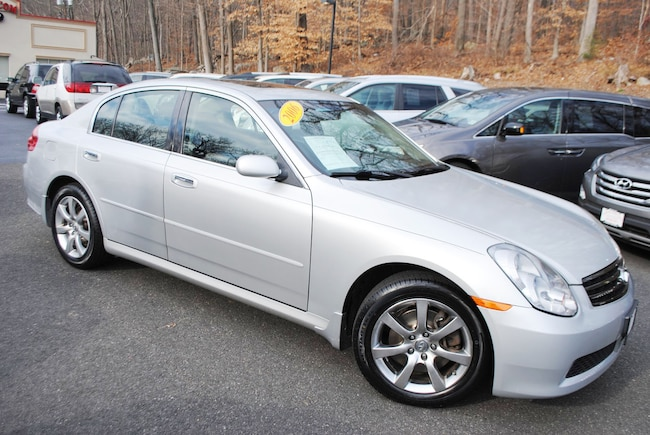 Used 2006 Infiniti G35x For Sale West Milford Nj