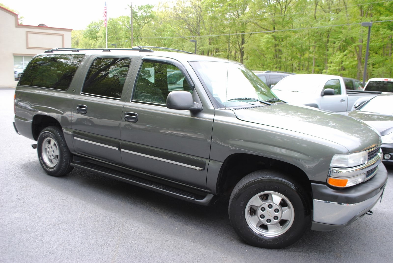 used 2002 chevrolet suburban 1500 for sale west milford nj. Black Bedroom Furniture Sets. Home Design Ideas