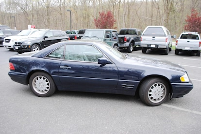 Used 1996 Mercedes-Benz SL-Class For Sale at Ramsey Corp