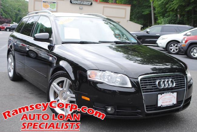 used 2006 audi a4 for sale at ramsey corp. | vin: waukf78e46a079401