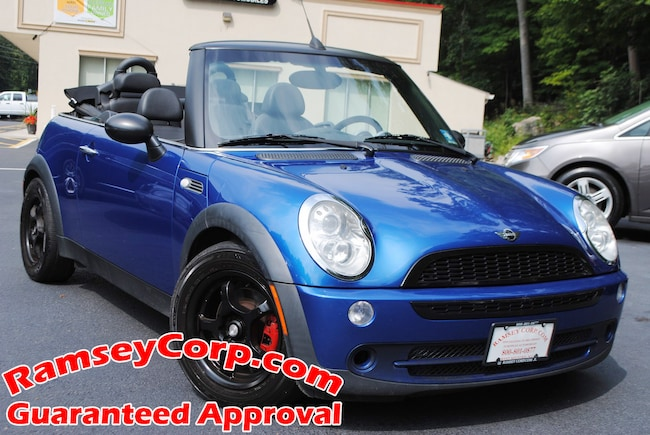 Used 2005 Mini Cooper For Sale At Ramsey Corp Vin Wmwrf33575tg12345