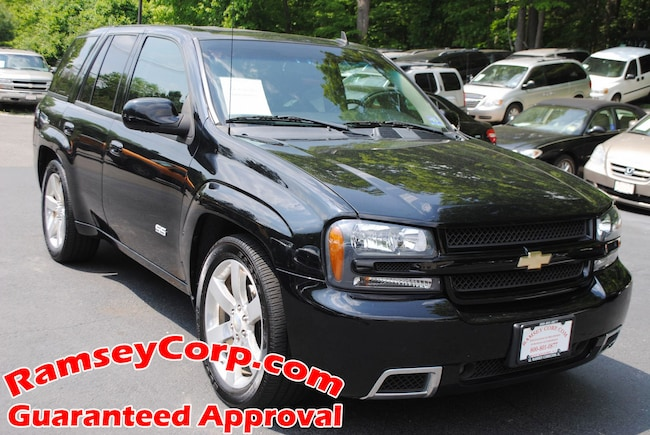 used 2006 chevrolet trailblazer for sale at ramsey corp vin 1gnet13hx62320726. Black Bedroom Furniture Sets. Home Design Ideas