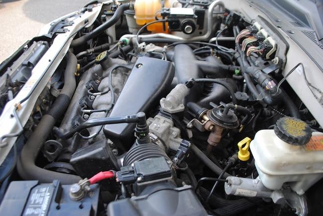 ford escape 2006 engine