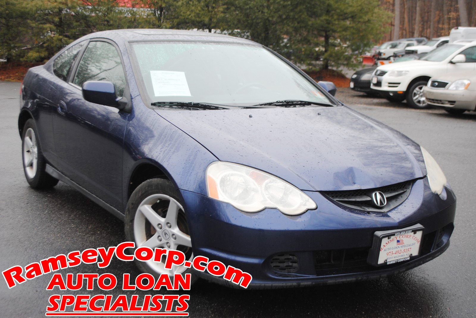 2004 Acura RSX 2.0 Coupe