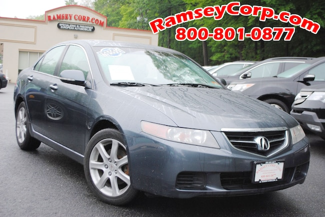 Used 2004 Acura TSX For Sale | West Milford NJ