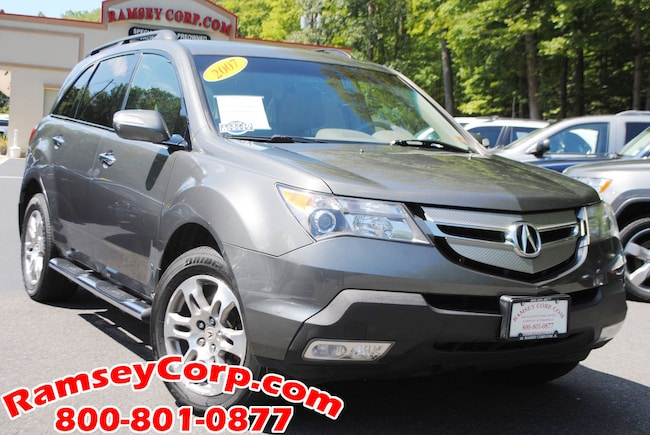 Used Acura MDX For Sale West Milford NJ - 2007 acura mdx used