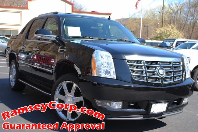 Used 2008 Cadillac Escalade Ext For Sale At Ramsey Corp Vin