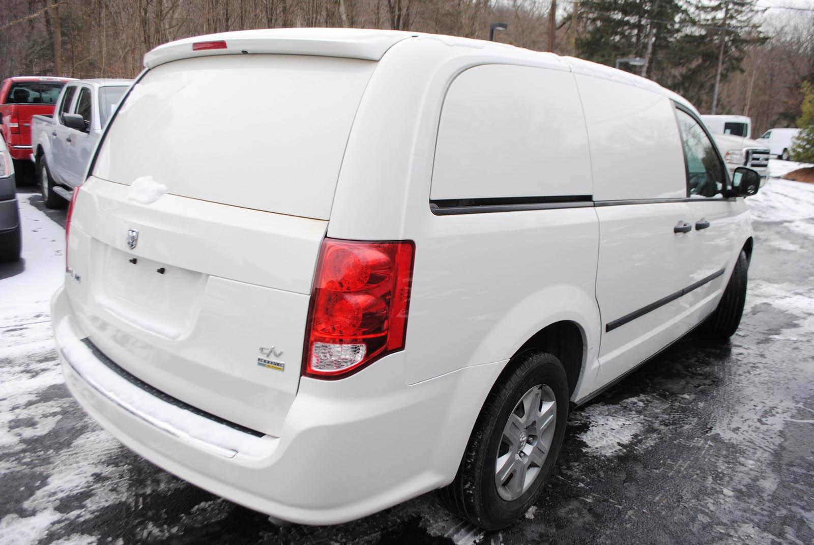 Used 2013 RAM Cargo Van Tradesman at AAA Motor Cars |2013 Ram Cargo Tradesman Van