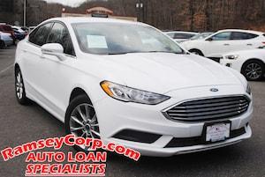 2017 Ford Fusion SE 1.5