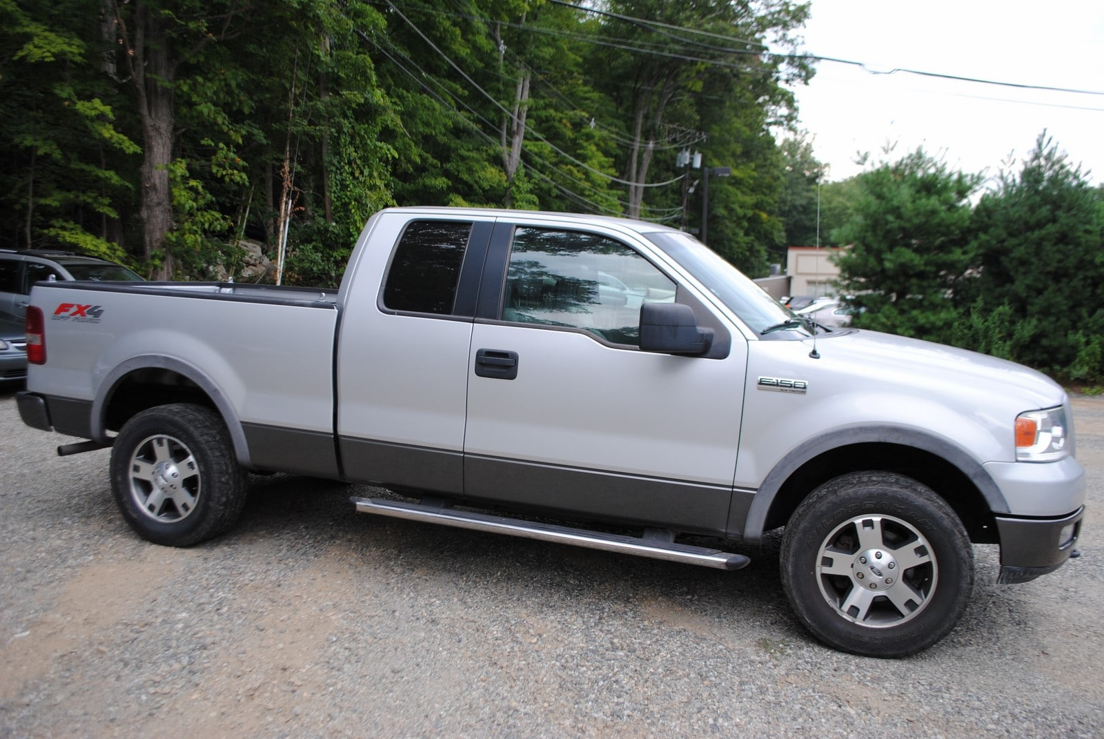 used 2005 ford f 150 for sale west milford nj. Black Bedroom Furniture Sets. Home Design Ideas