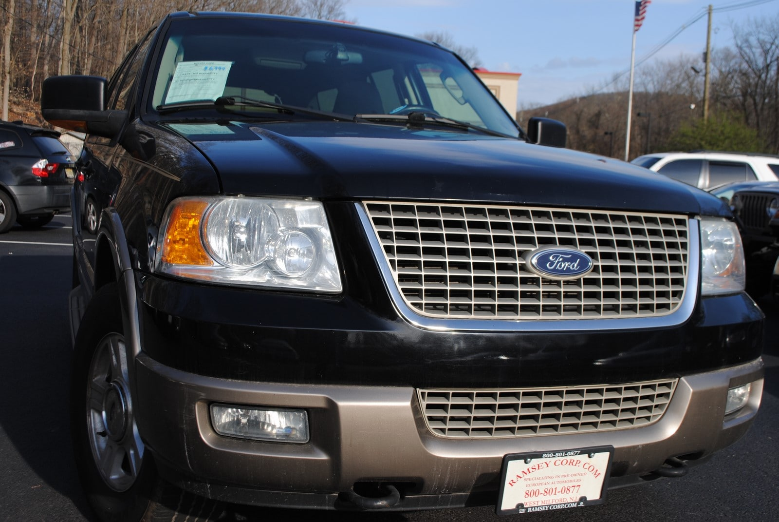 Used 2003 Ford Expedition For Sale at Ramsey Corp  | VIN