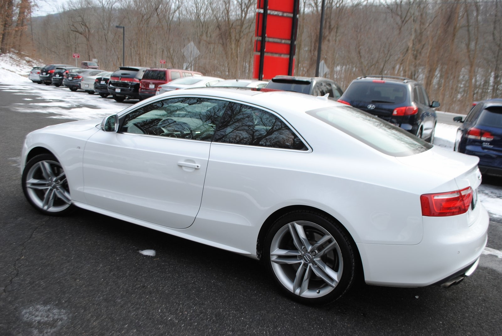Used 2009 Audi S5 For Sale at Ramsey Corp  | VIN