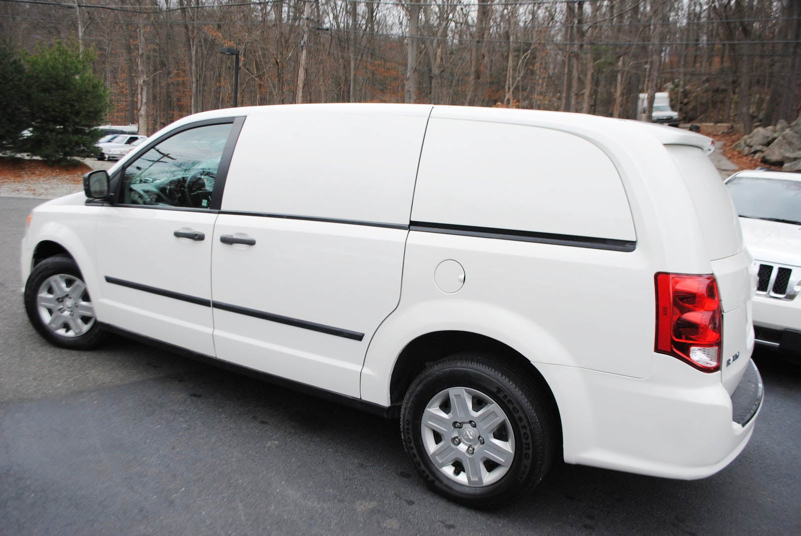 Vehicles Classifieds Search Engine. | Search-Vehicles.com |2013 Ram Cargo Tradesman Van