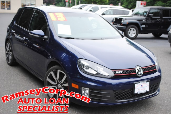 used 2013 volkswagen gti for sale at ramsey corp. | vin