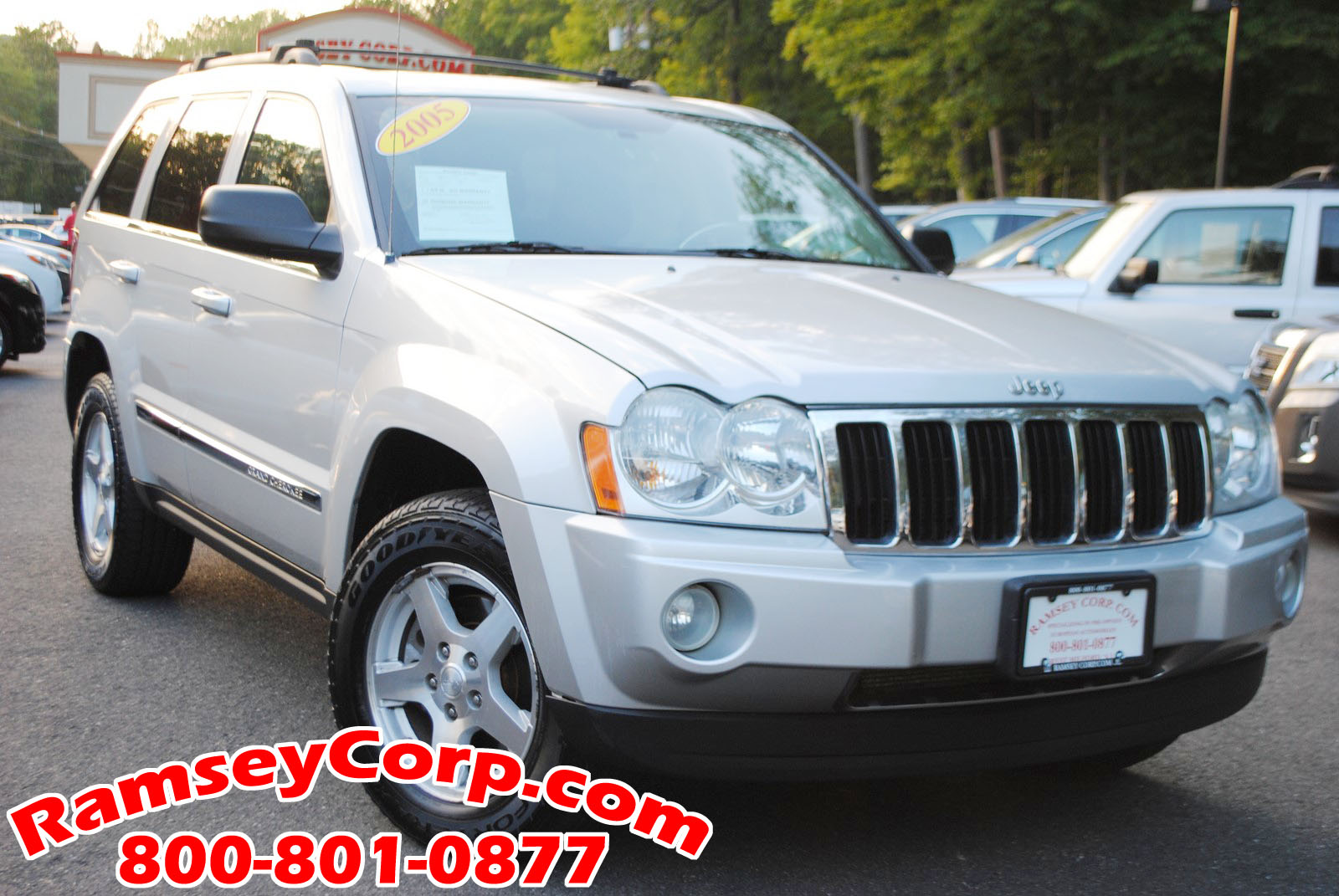 used 2005 jeep grand cherokee for  | west milford nj