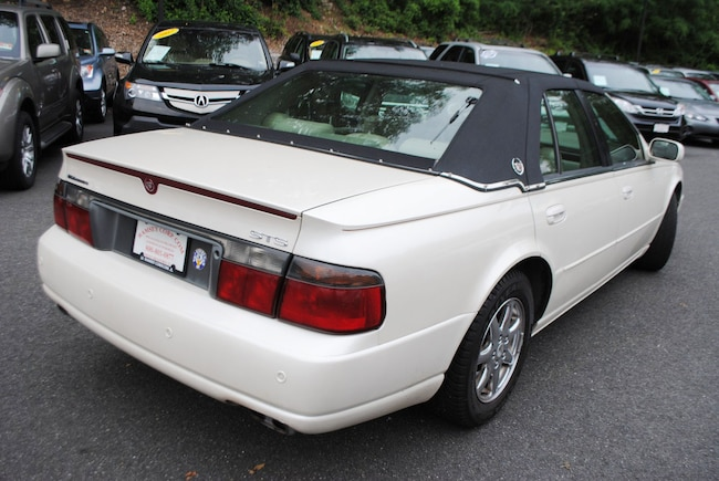 Used 2002 Cadillac Seville For Sale At Ramsey Corp Vin