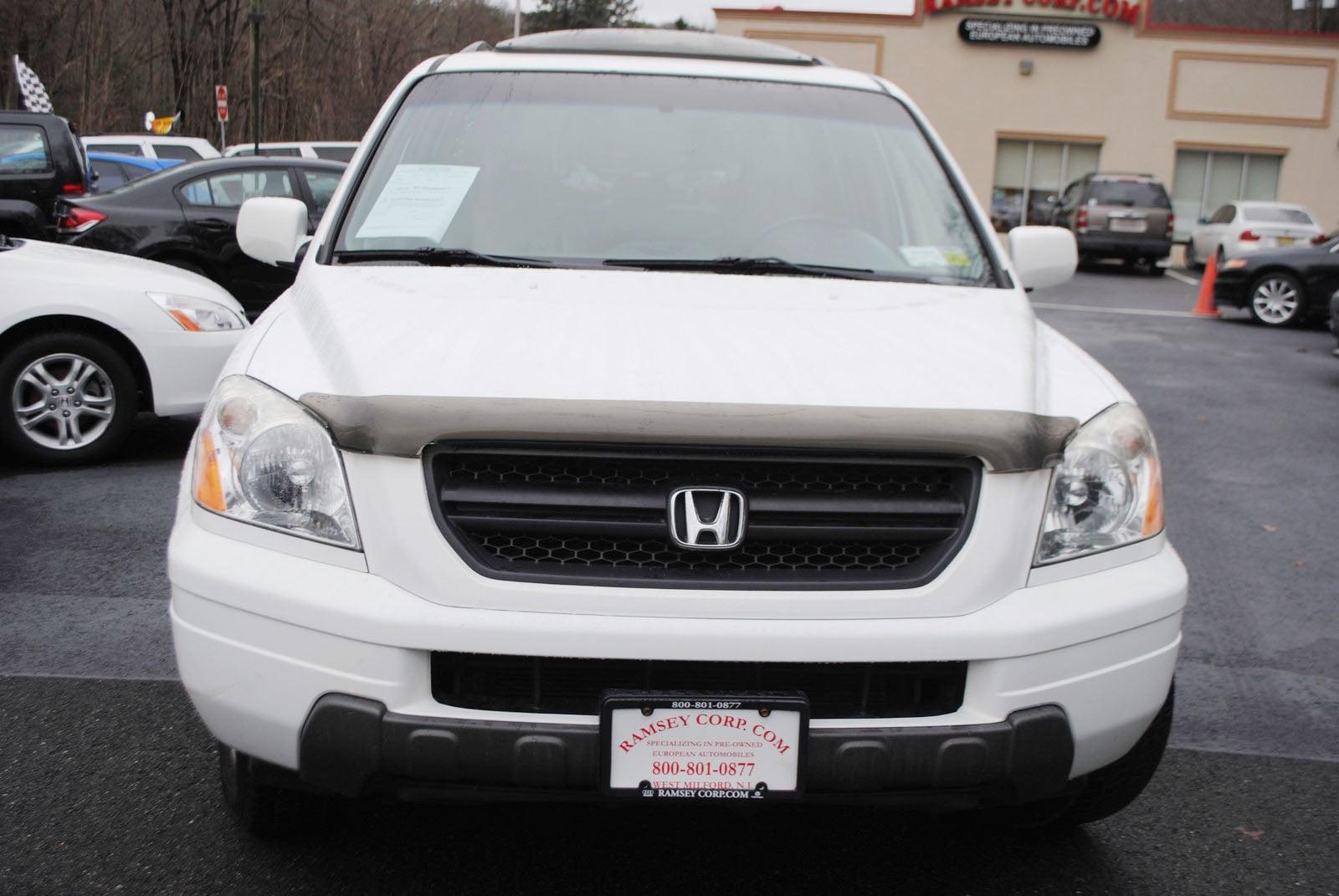 ... 2005 Honda Pilot EX L 3.5 SUV ...