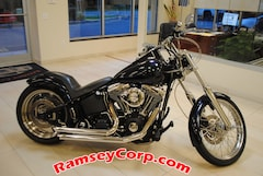 2001 Harley Davidson Night Train FXSTB Motorcycle