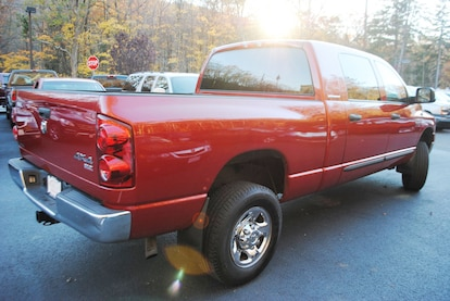 Used 2007 Dodge Ram 2500 For Sale at Ramsey Corp  | VIN