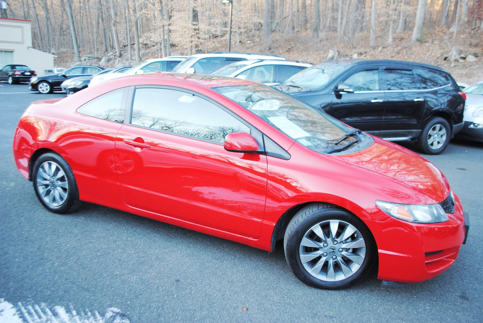 used 2009 honda civic for sale west milford nj. Black Bedroom Furniture Sets. Home Design Ideas