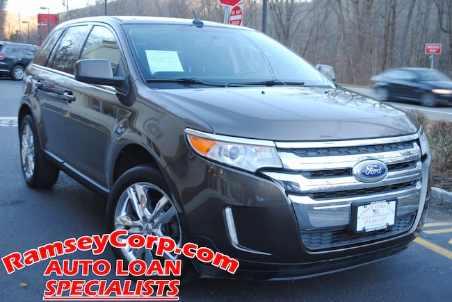 2011 Ford Edge Limited 3.5 SUV