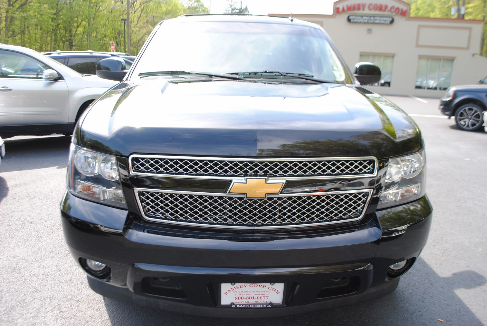 used 2014 chevrolet suburban 1500 for sale west milford nj. Black Bedroom Furniture Sets. Home Design Ideas