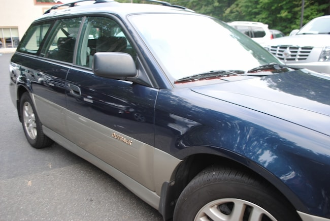 Used 2002 Subaru Outback For Sale West Milford Nj