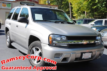 Used 2006 Chevrolet Trailblazer For Sale At Ramsey Corp Vin 1gndt13s062199924
