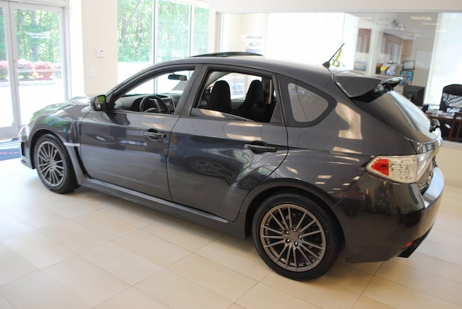 Used 2012 Subaru Impreza Wrx For Sale West Milford Nj