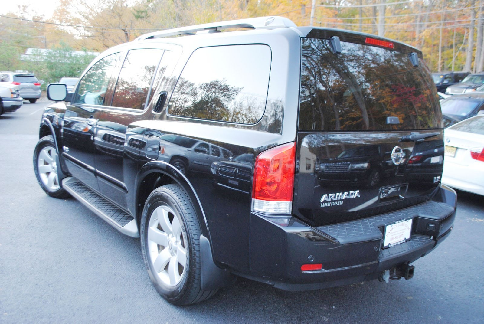 Used 2008 Nissan Armada For Sale at Ramsey Corp  | VIN