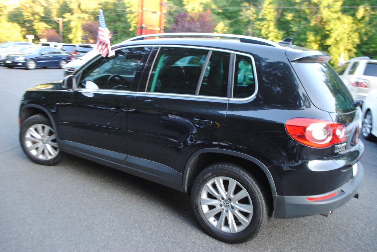 used 2009 volkswagen tiguan for sale west milford nj rh ramseycorp com Tiguan Electrical Problems VW Tiguan Panoramic Sunroof