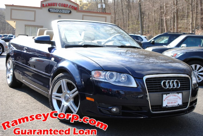 Used 2007 Audi A4 For Sale At Ramsey Corp Vin Waudf48h57k024095