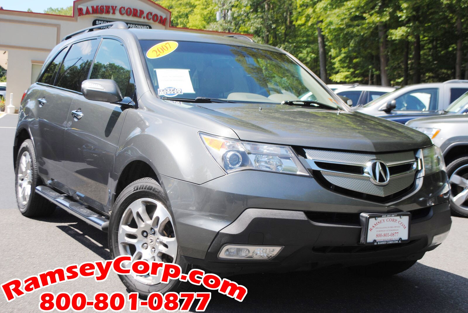 5616d25e0a0e0ac930fa7e2b219d64fb?impolicy=resize&w=650 used 2007 acura mdx for sale at ramsey corp vin 2hnyd28467h509455