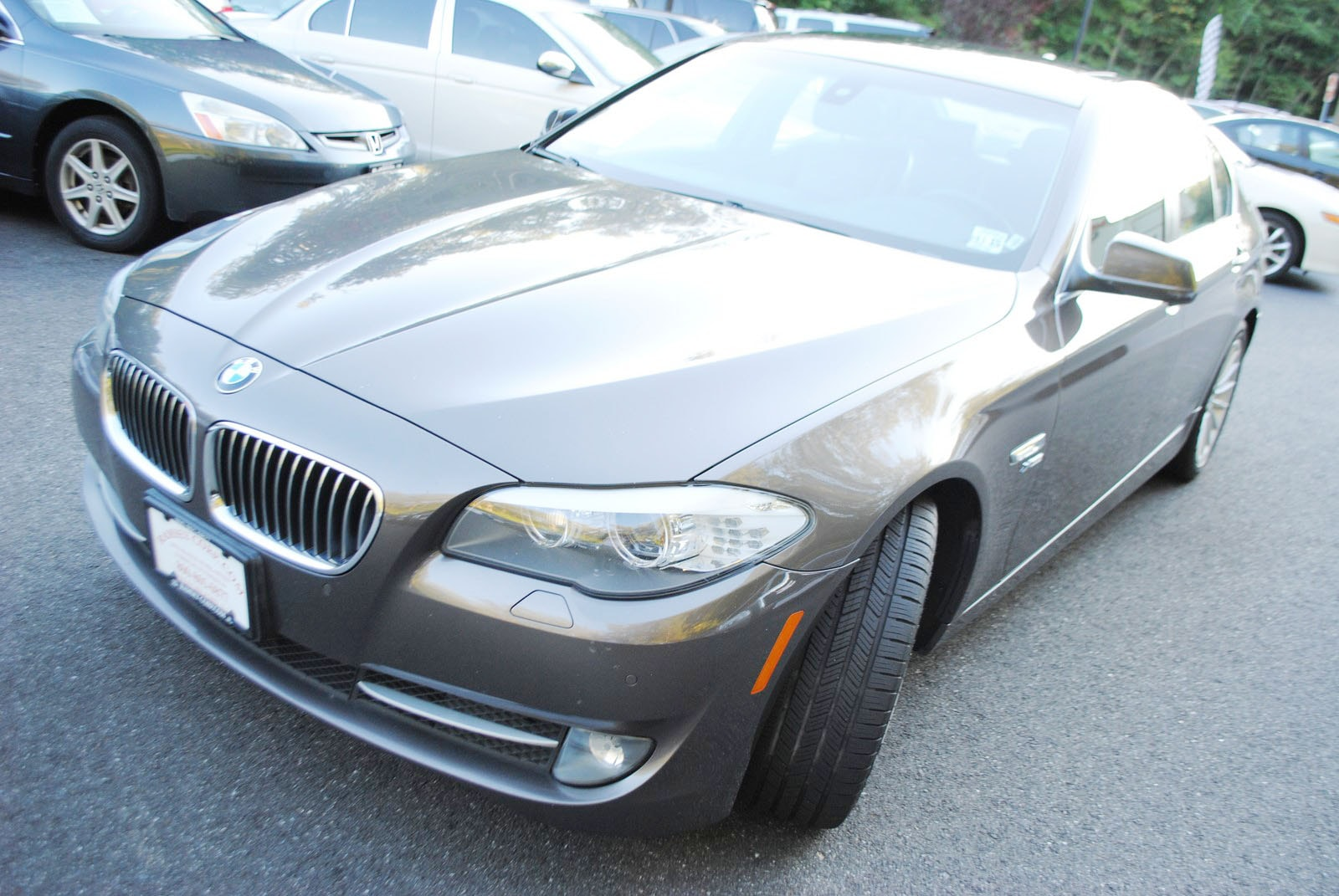 used 2011 bmw 535i xdrive for sale west milford nj. Black Bedroom Furniture Sets. Home Design Ideas
