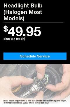 Headlight Bulb $49.95