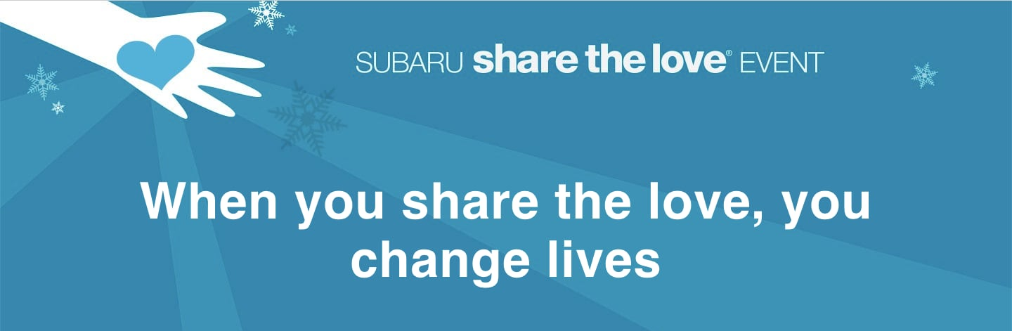 2020 Subaru Share the Love Event NJ