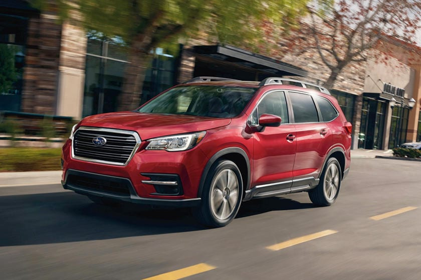 2020 Subaru Ascent Bergen County NJ