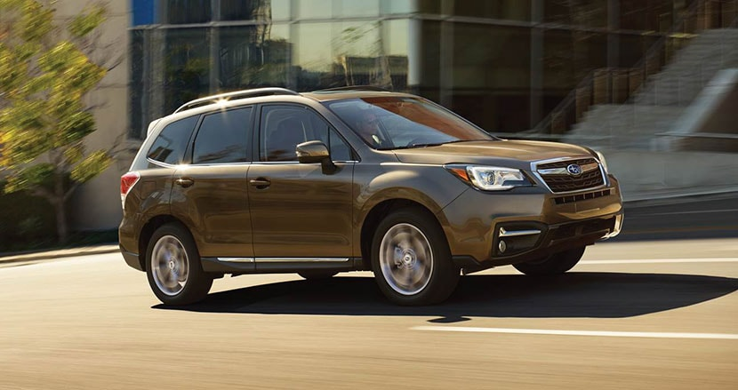 Forester lease deals