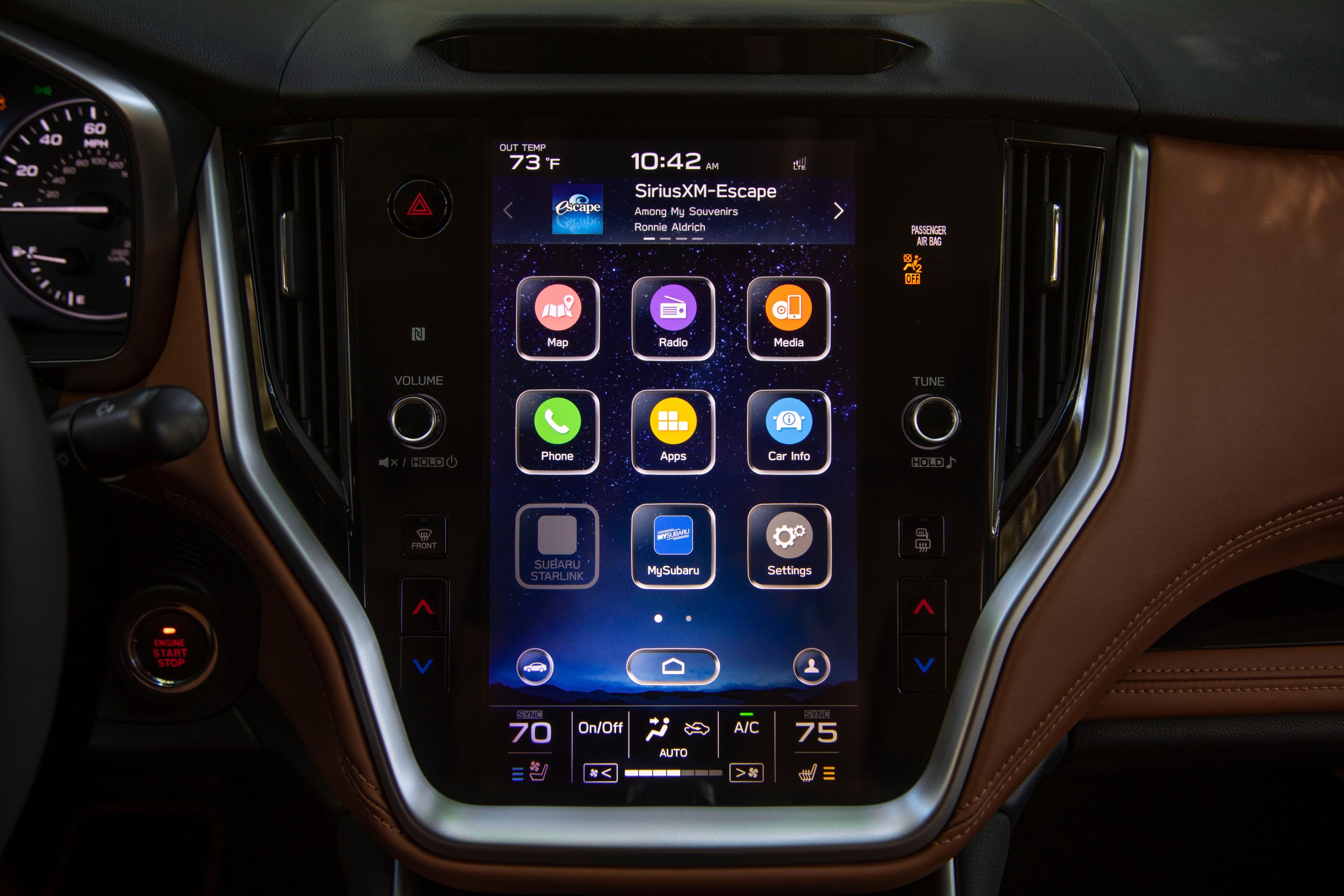 2020 Subaru Legacy Awards
