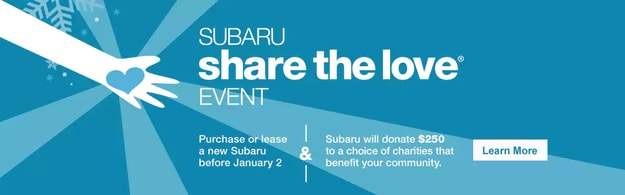 Subaru Share The Love Event NJ