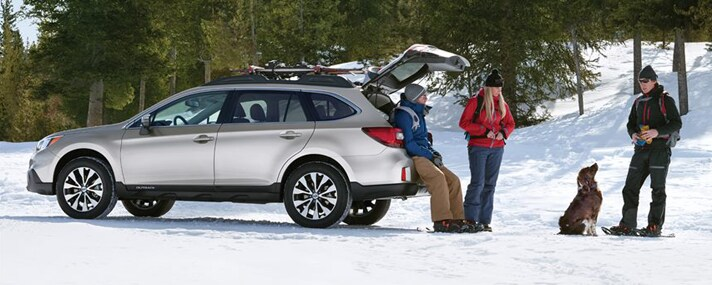 2016 Subaru Outback NJ